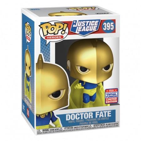 Funko Pop! Senhor Destino Doctor Fate: Liga da Justiça Justice League Edição Limitada Limited Edition SDCC 2021 #395 - Funko