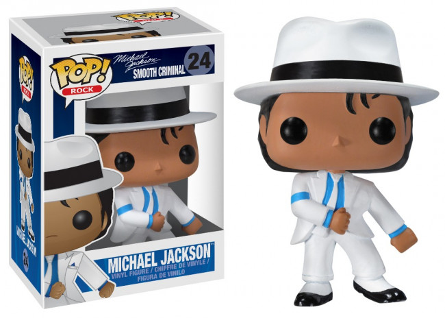 Funko Pop! Smooth Criminal Michael Jackson #24 - Funko - EVALI