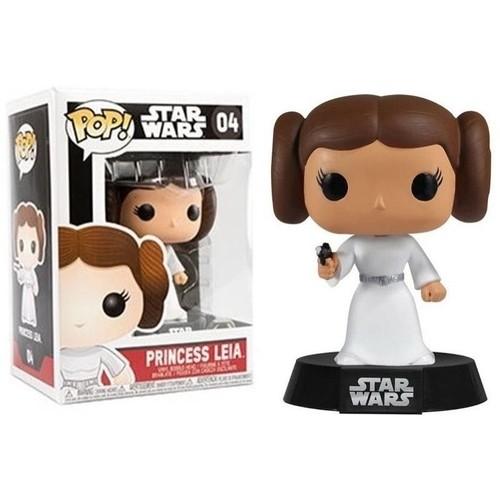 Funko Pop! Star Wars: Princess Leia #04 - Funko