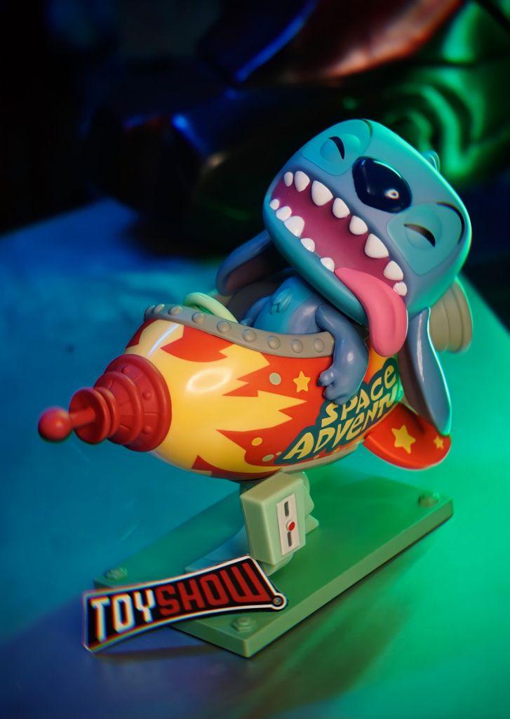 Funko Pop! Stitch In Rocket: Lilo & Stitch #102 - Disney - Funko