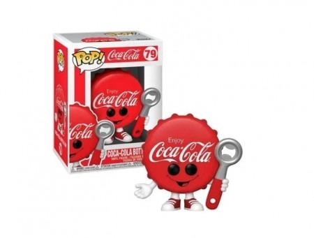 Funko Pop! Tampinha Coca-Cola Bottle Cap: Coca-Cola #79 - Funko