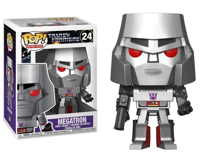 Funko Pop! Transformers: Megatron (Retro Toys) #24 - Funko