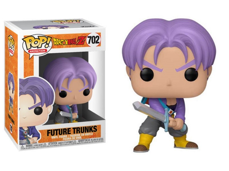 Funko Pop! Trunks: Dragon Ball Z #702 - Funko