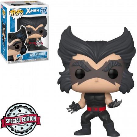 Funko Pop! Wolverine: X-Men Edição Especial #722 - Funko - AG