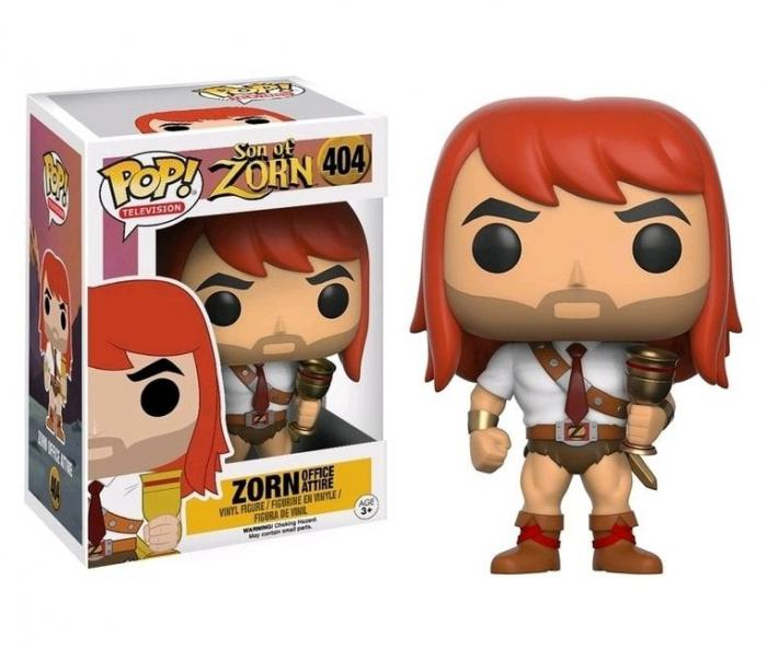 Funko Pop! Zorn Office Attire: Son Of Zorn #404 - Funko