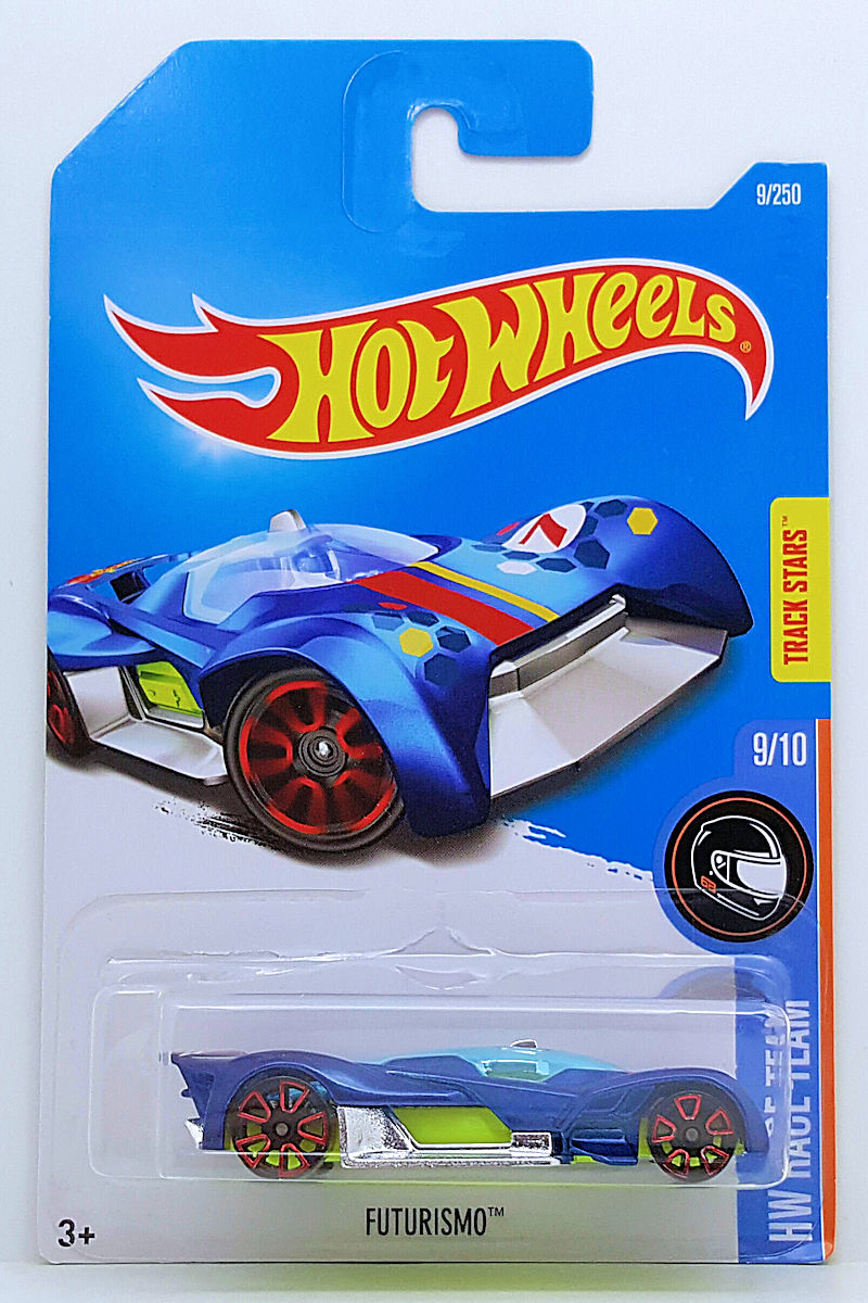 Futurismo - Hot Wheels