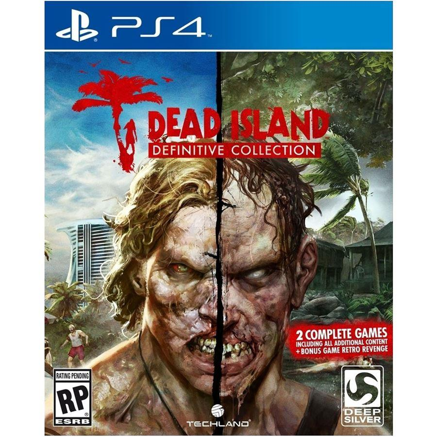 Jogo Game Dead Island: Definitive Collection - PS4