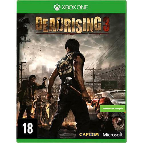 Jogo Game: Dead Rising 3 - Xbox One