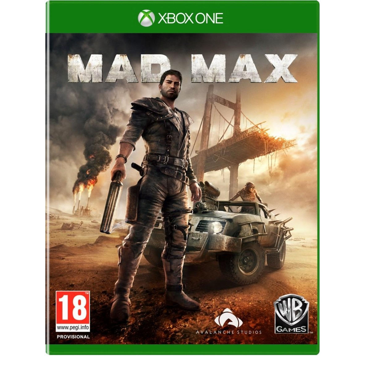 Game: Mad Max - Xbox One