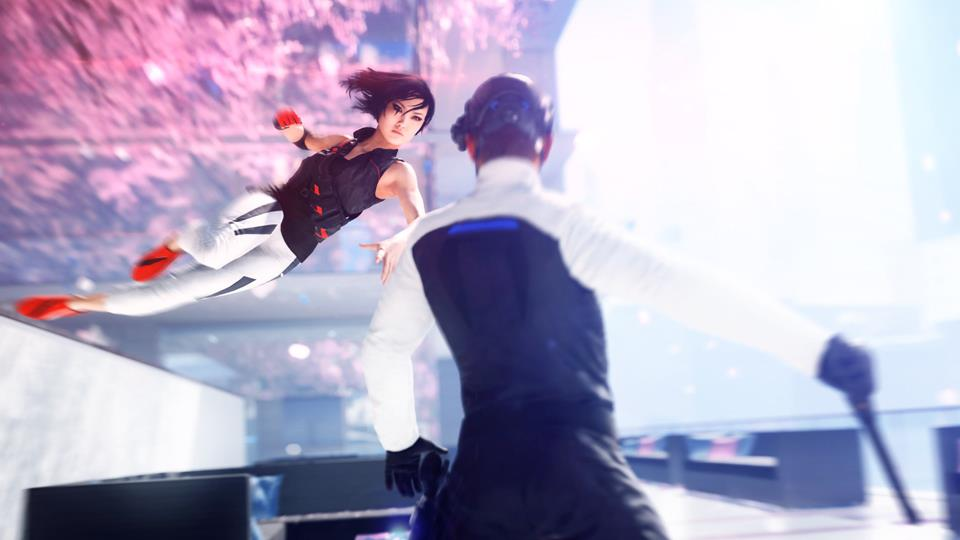 Jogo Game Mirror's Edge: Catalyst - PS4
