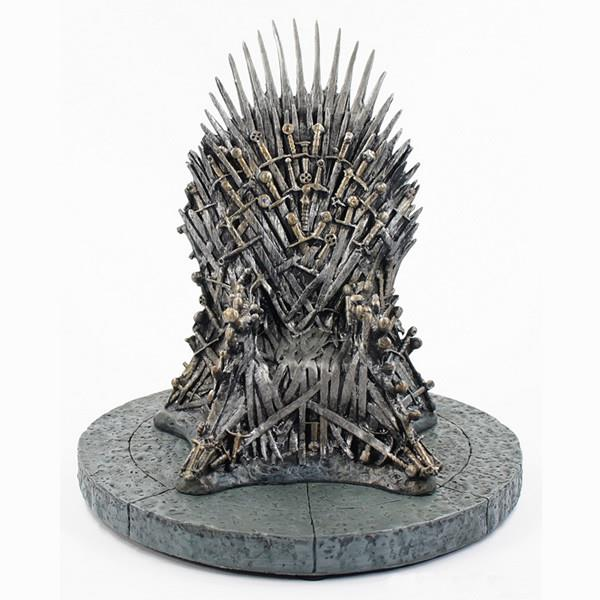 Estátua Mini Trono de Ferro (Throne): Game of Thrones Réplica - Dark Horse
