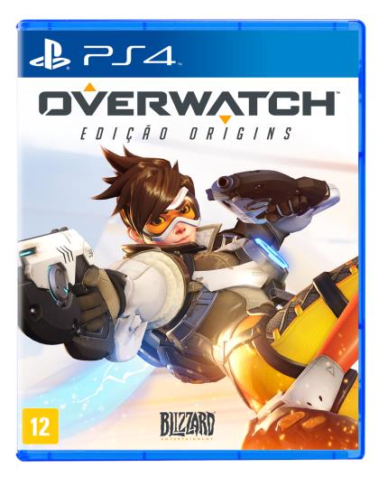 Game Overwatch: Origins Edition - PS4
