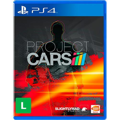Jogo Game Project Cars - PS4 (Produto Usado)