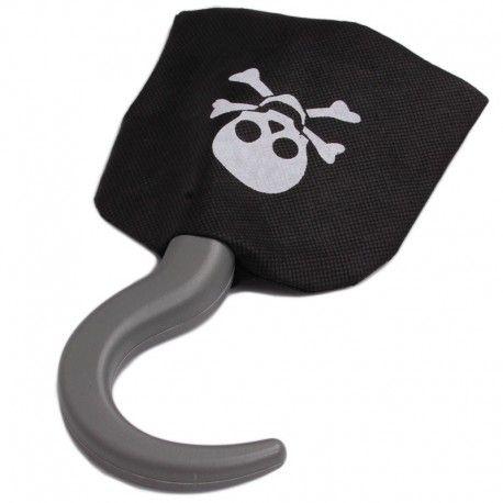 Gancho de Pirata - Acessório de Fantasia