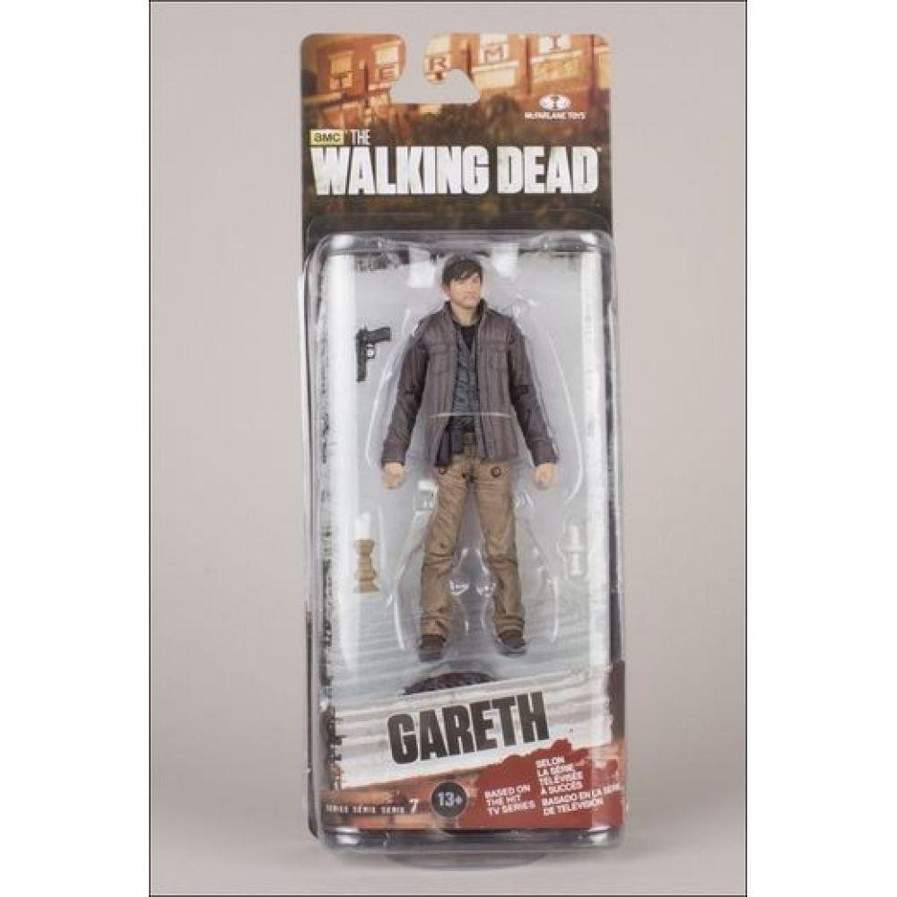 Boneco Gareth: The Walking Dead Serie 7 - McFarlane