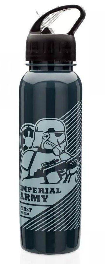Garrafa com Canudo Retrátil Stormtrooper: Star Wars