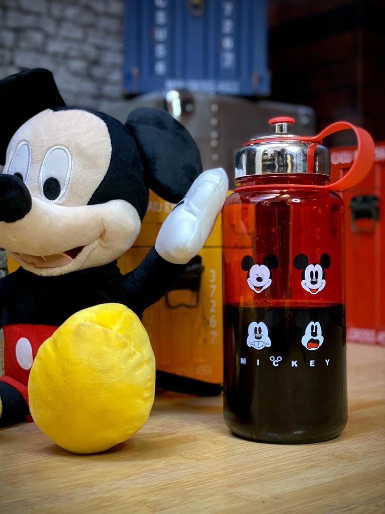 Garrafa Jumbo Mickey Expressões: Mickey Mouse Disney (1L)