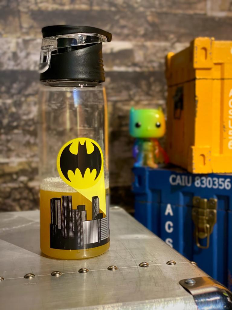 Garrafa Plástica Batman Gotham City (600ml) - Urban