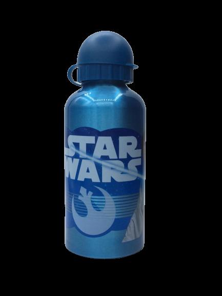 Garrafa Squeeze Aliança: Star Wars (Azul) 500ml - DTC