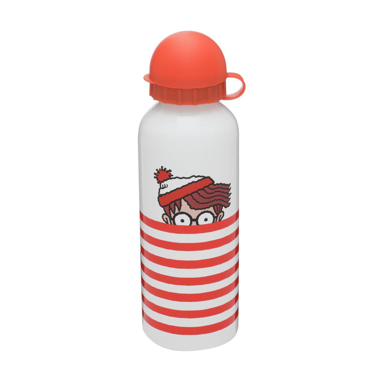 Garrafa (Squeeze) Alumínio Wally: Onde Está Wally? (Where is Wally) 500ml - Urban