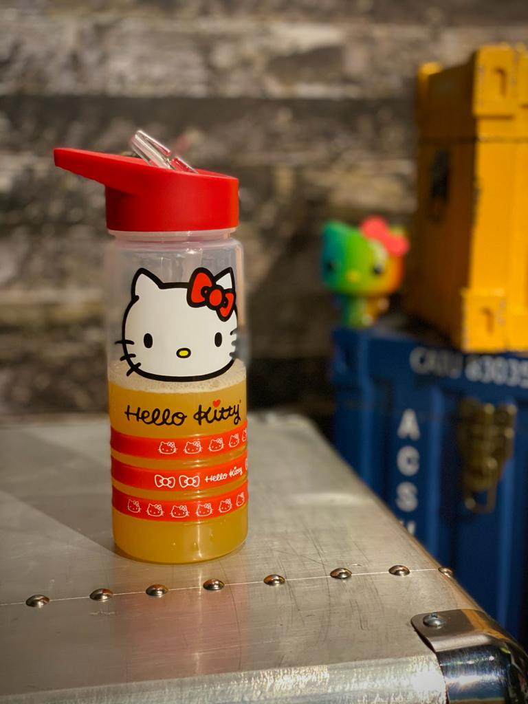 Garrafa (Squeeze) Hello Kitty 500ml - Urban