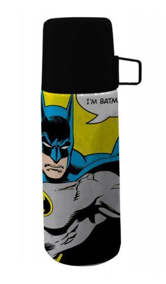 Garrafa Térmica Batman: DC Comics (350ML)