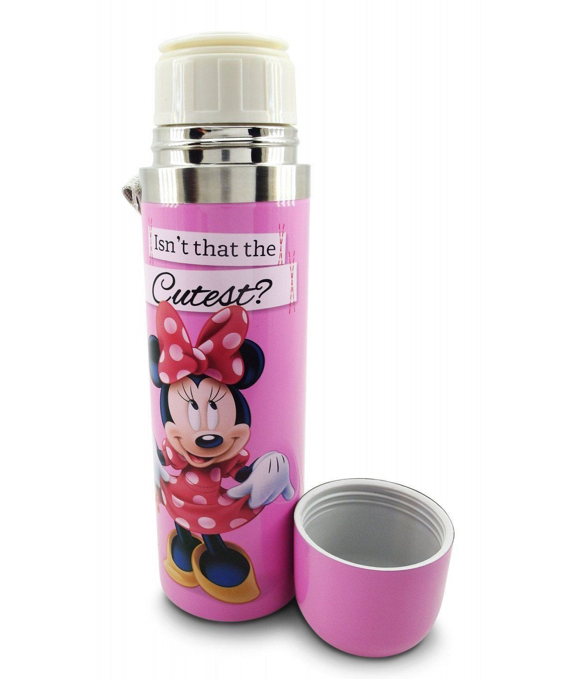 Garrafa Térmica Minnie: Disney
