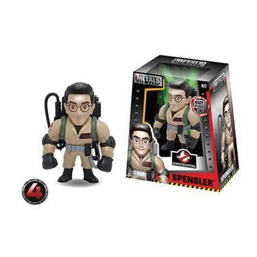 Ghostbusters: Egon Spengler Metals Die Cast (M72) - DTC