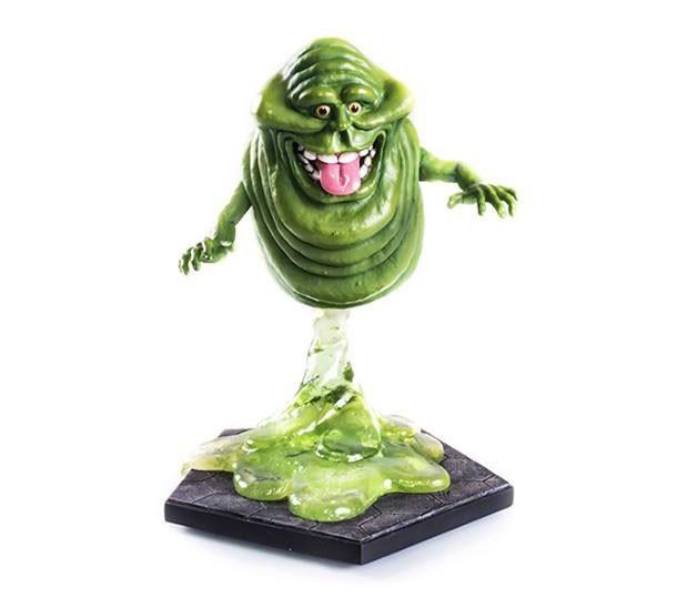 Estátua Geleia (Slimer): Caça-Fantasmas (Ghostbusters) Art Scale Escala 1/10 - Iron Studios