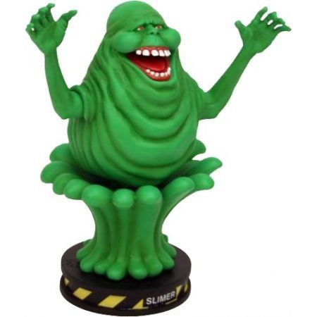 Ghostbusters Slimer (Geleia) Premium Estátua - Factory Entertainment
