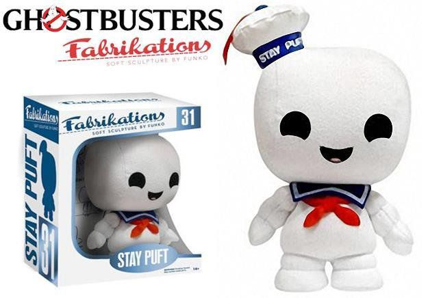 Funko Ghostbusters Stay Puft Fabrikations - Funko