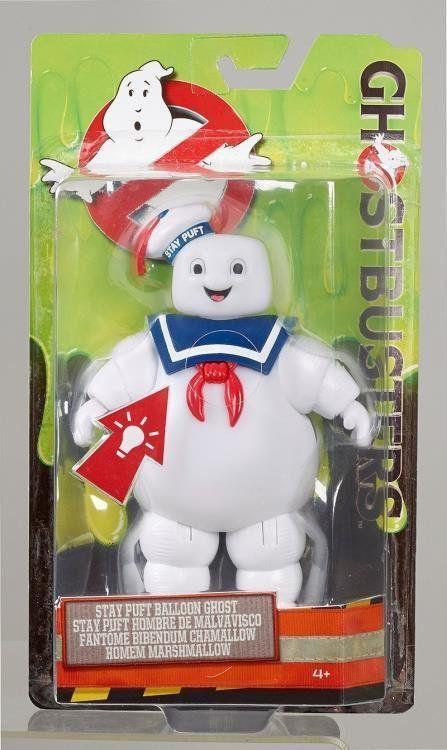 Ghostbusters Stay Puft - Mattel