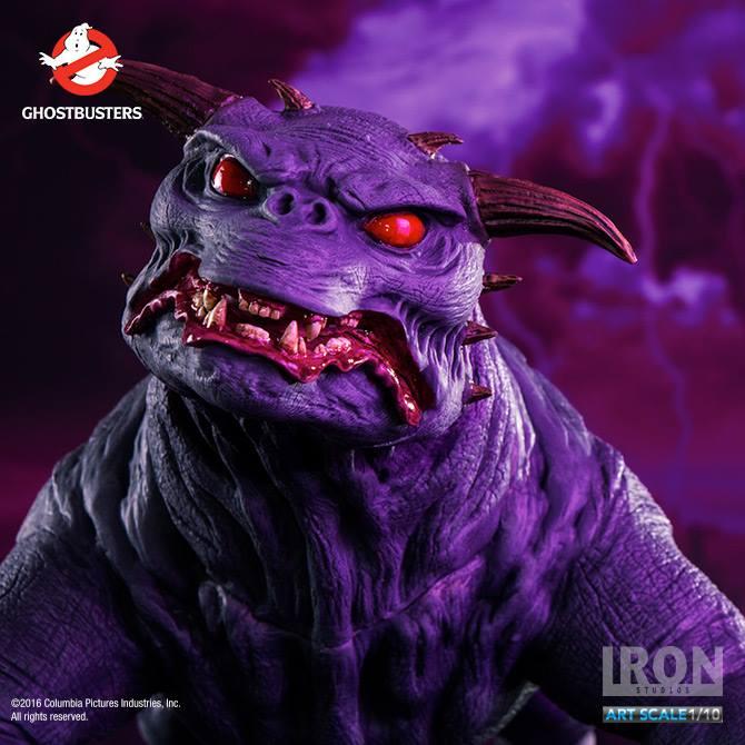 Estátua Vinz Clortho: Ghostbusters Escala 1/10 - Iron Studios
