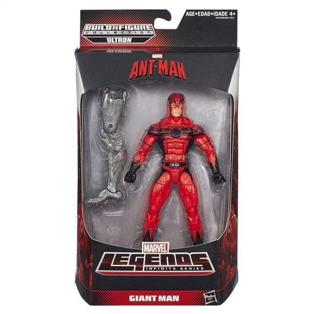Giant Man Marvel Legends Infinite Series - Hasbro