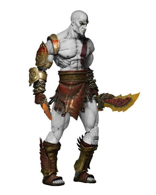 Action Figure Kratos: God of War 3 Ultimate - Neca