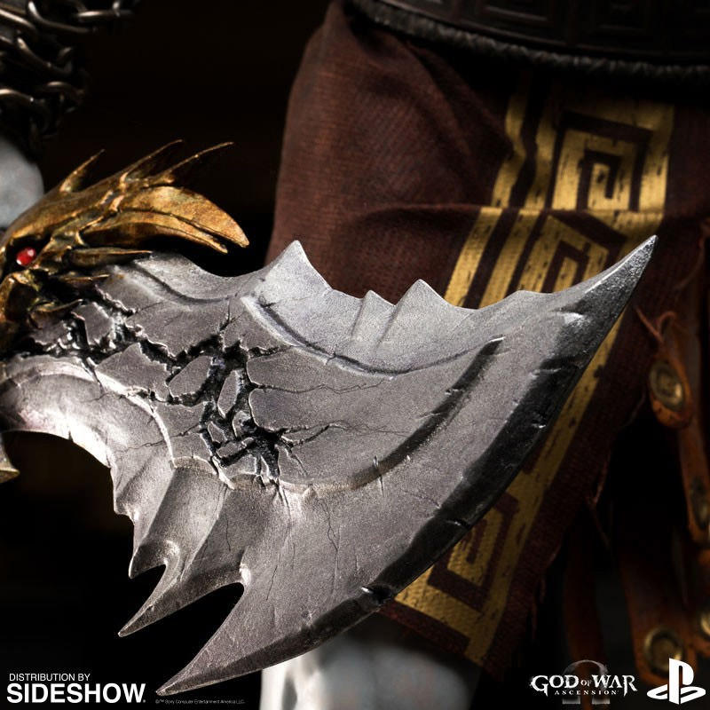 Estátua Kratos: God of War: Ascension Escala 1/3 - EFX