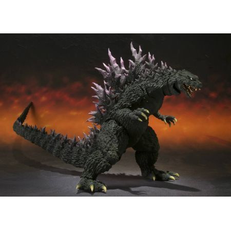 Godzilla 2000 Millennium - Bandai
