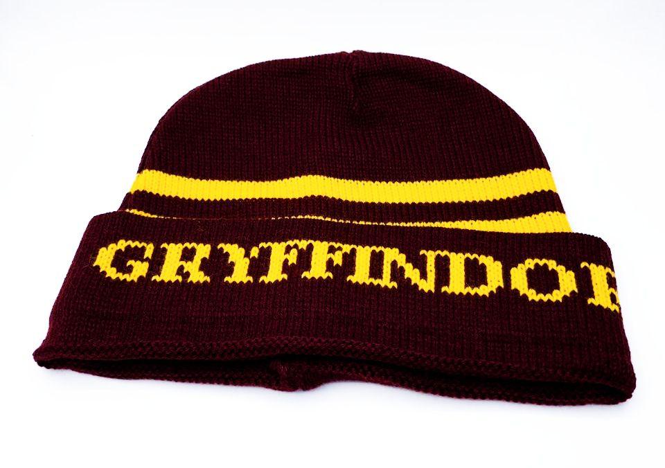 Gorro Grifinória (Gryffindor): Harry Potter  - Toyshow Geek e Colecionáveis Tudo em Marvel DC Netflix Vídeo Games