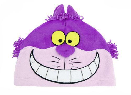 Gorro (Touca) Gato Cheshire: Alice no País das Maravilhas (Disney)