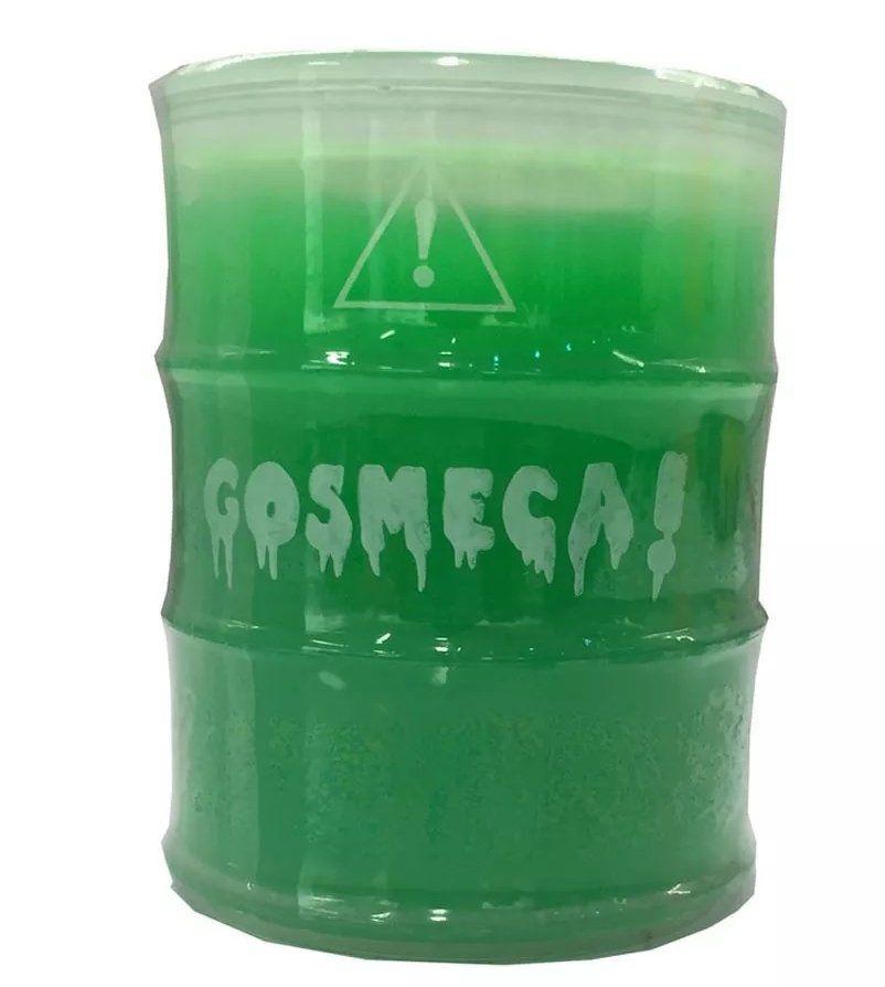 Gosmeca Na Latinha (Gosma Colorida): Verde - DTC