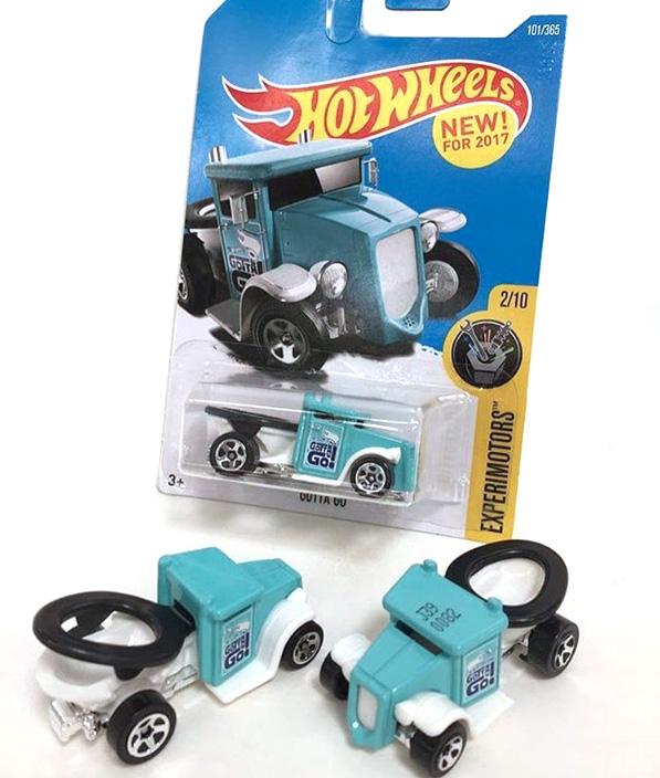 Gotta Go - Hot Wheels