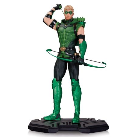 Green Arrow Comics Icons Escala 1/6 - Dc Collectibles (Produto Exposto)