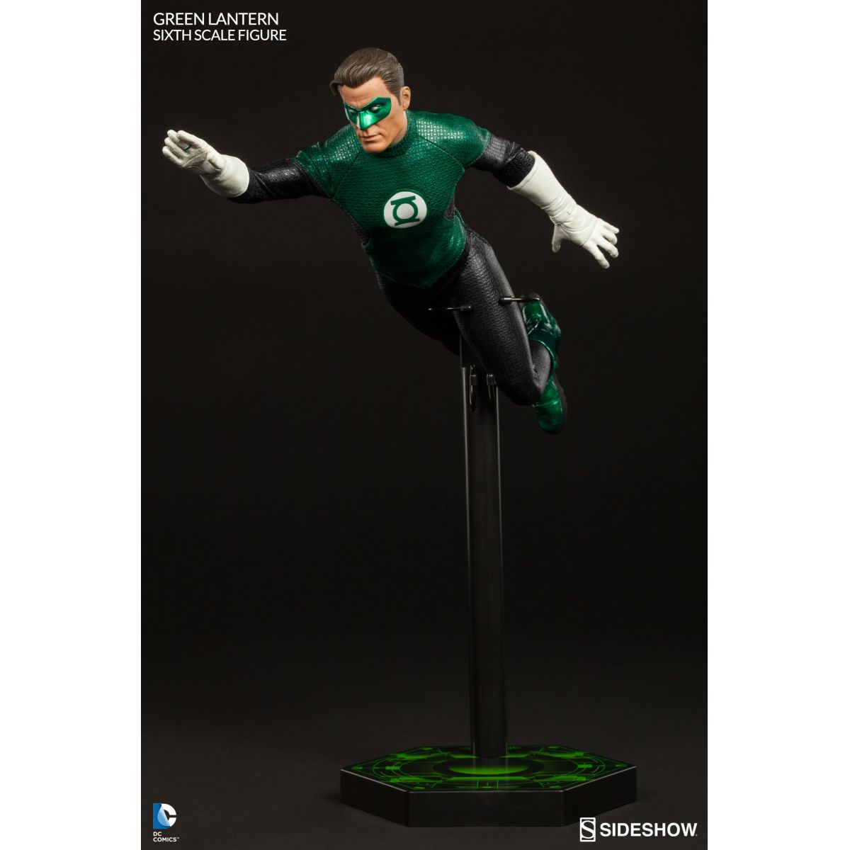Green Lantern Escala 1/6 - Sideshow