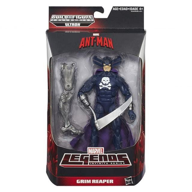 Grim Reaper Marvel Legends Infinite Series - Hasbro