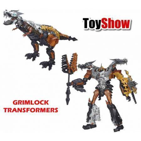 Grimlock Transformers Age of Extinction Dragontooth Mace - Hasbro