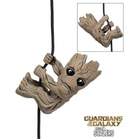 Groot Guardiões da Galaxia Scalers - Neca