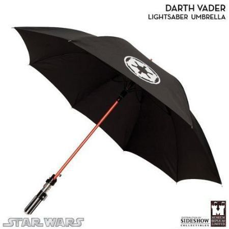 Guarda-Chuva Star Wars Darth Vader - Sideshow