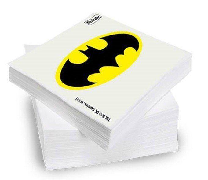 Guardanapo Batman Geek - Festcolor