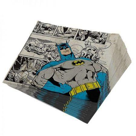 Guardanapo Heróis - DC Comics