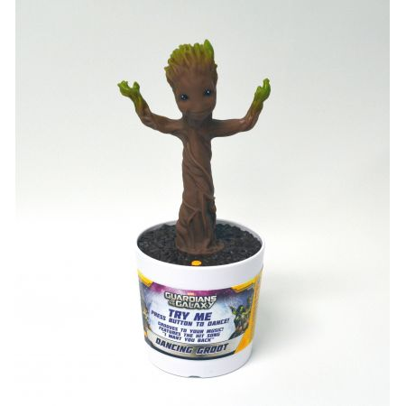 Guardiões da Galaxia Baby Groot dançante - KidDesigns Inc